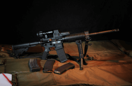 The Big Four: The Pros and Cons of the Pistol, Shotgun, Rifle, and AR-15