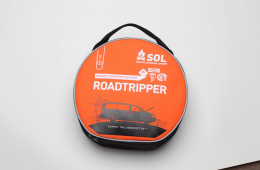 Arrive Alive: SOL's RoadTripper, a Car Emergency Kit