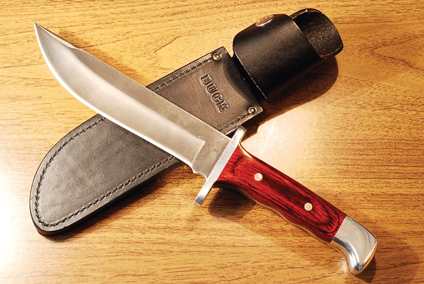Sharp Companion: Buck Frontiersman - American Survival Guide