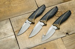 The Truth About Myths: A Dependable Series of Rugged and Reliable Knives