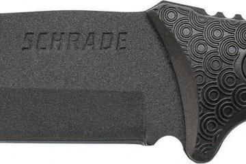 Fixed-Blade Chopper: Schrade's Full-Tang SCHF38