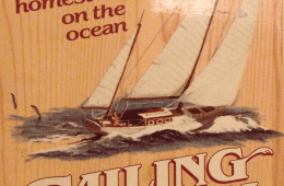 Sailing the Farm, A Survival Guide to Homesteading on the Ocean, by Ken Neumeyer