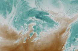 "Icy Spring: ""Bomb Cyclone"" Hits Midwest, Great Lakes"