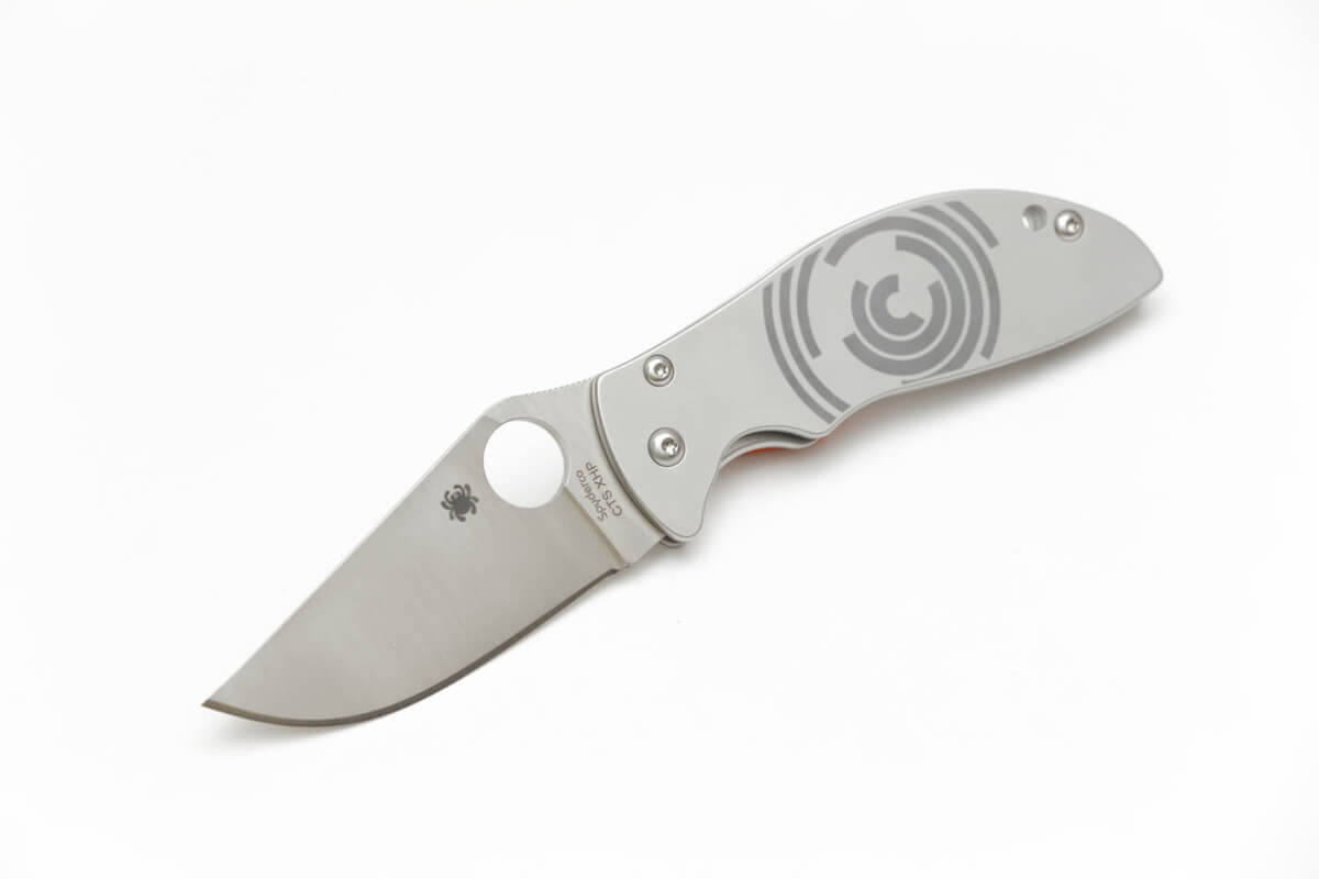 Spyderco Foundry, a strong, durable folding kife