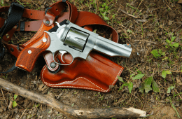 A Multi-Caliber Powerhouse: Ruger's Redhawk Could Be the Prepper's One-Gun Solution