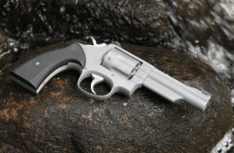 Custom 66: Turn an Old Weathered Revolver into a Backwoods Firearm