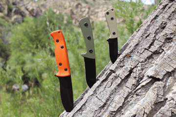 Three for the Trail: Testing the Abe & Moe Knives from Geissele Automatics