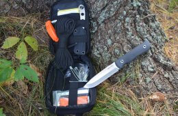 Real Steel to the Rescue: Real-World Tests for the Elementary Survival Kit & Bushcraft Plus Knife