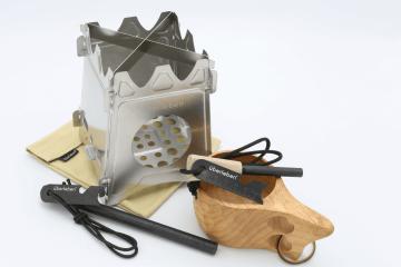 Survive with Überleben: Modern Bushcraft with Updated Traditional Gear
