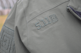 5.11 Tactical's Aurora Shell Jacket: Lightweight, Breathable Protection From The Elements