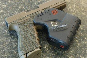 Always Safe: Identilock Fingerprint Trigger Locks Solve the Self-defense Dichotomy