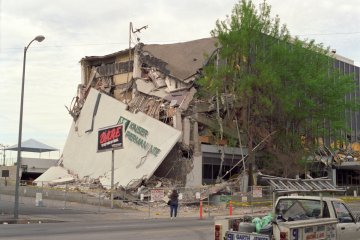 """Big One Overdue: California in an Earthquake """"Drought"""""""