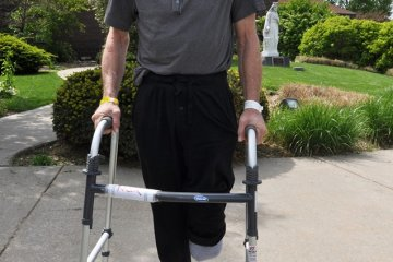 The Unkindest Cut: Trapped Nebraska Farmer Saws Off Own Leg to Survive
