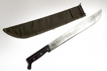 Life Hack: Using the Machete as an Effective Weapon