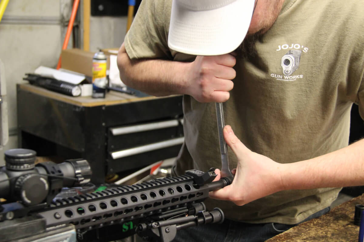 Your Firearm's Friend: Why You Need a Gun Shop and Not a Gun