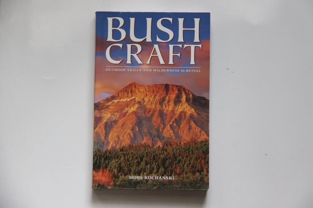 Bushcraft, a survival book written by Mors Kochanski