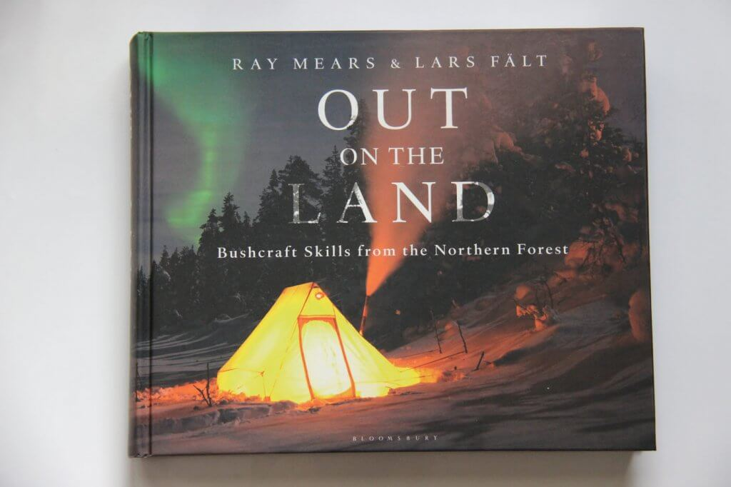 Out on The Land, a survival book written by Ray Mears and Lars Falt
