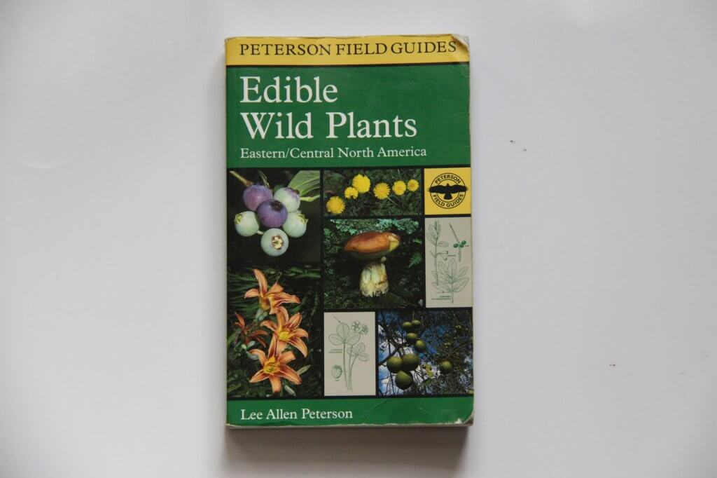 Peterson Field Guide to Edible Wild Plants, a survival book written by Lee Allen Peterson and Roger Tory Peterson