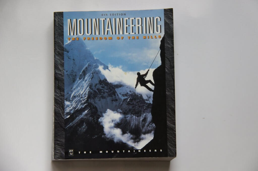 Mountaineering: The Freedom of the Hills, a survival book written by Graydon and Hanson