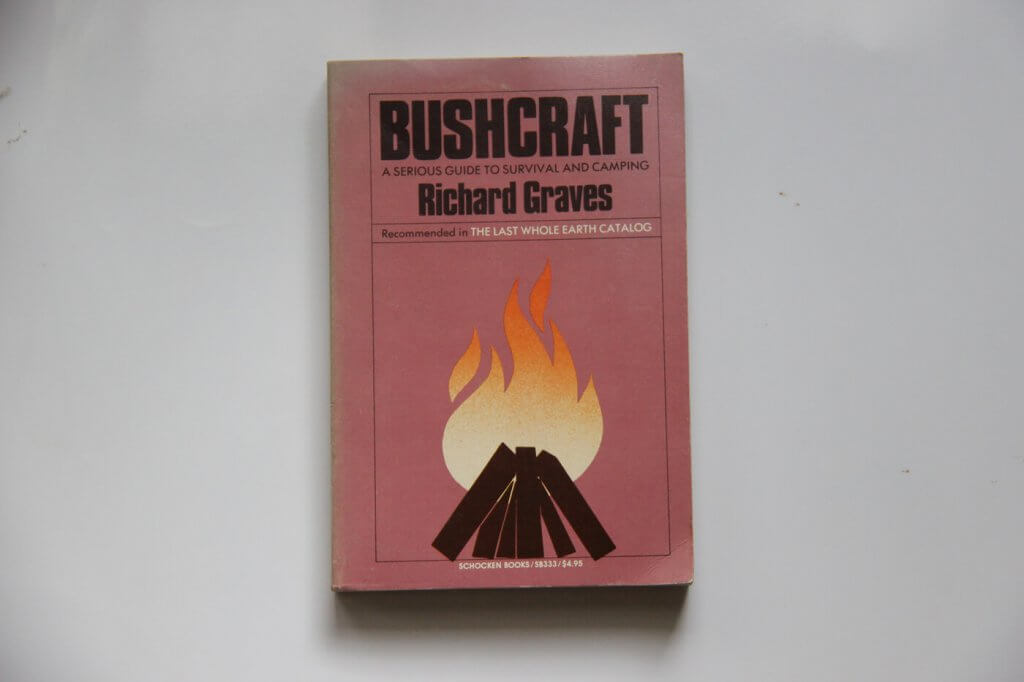 Bushcraft, a survival book written by Roger Graves