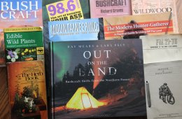 Recommended Reading: A Survival Instructor's Library