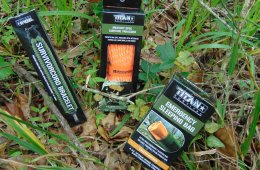 The Basics But Better: Titan Survival Gear's New Twists on Old Tools