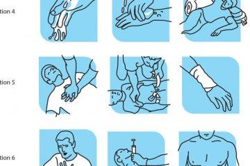 The Golden Hour: Life-Saving Techniques for Nine Deadly Trauma Scenarios