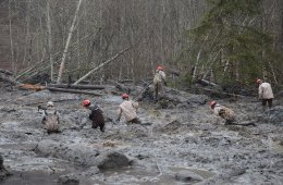 Buried Alive: Woman Rescued From Kentucky Mudslide