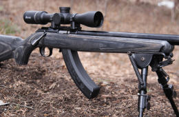 When Every Shot Counts: The Ruger American Rimfire Target Rifle