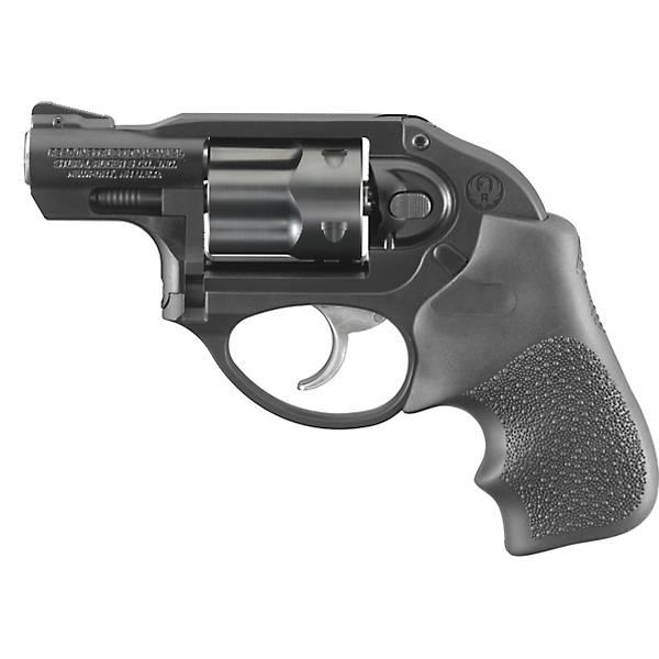 Ruger .38 revolver