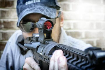 Nuclear Fusion-Powered Sighting: Holosun Red-Dot Sight