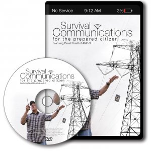 Survival Communications DVD