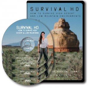 Survival HD High Desert, Low Mountain DVD