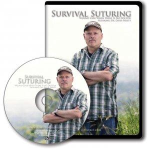 Survival Suturing DVD