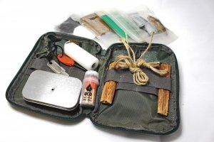 Creek's Custom Bug-Out Guaranteed Fire Kit