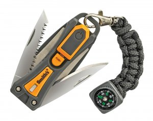 Smith's Pack Pal 10-N-1 Outdoors Tool