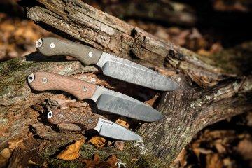 Bradford Knives: The Guardian Trinity