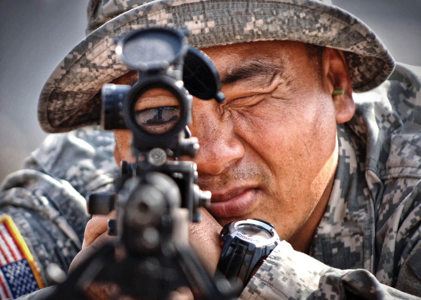 When you really need to reach out and touch something or someone, a riflescope can increase your accuracy and effectiveness and extend the outer limits of your boundaries.