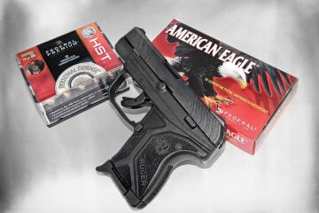 RUGER'S LCP II COMPACT PISTOL