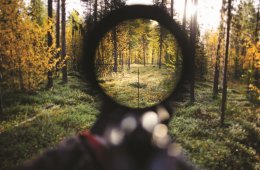 RETICLE 101: THIS ISN'T YOUR GRANDFATHER'S RIFLESCOPE