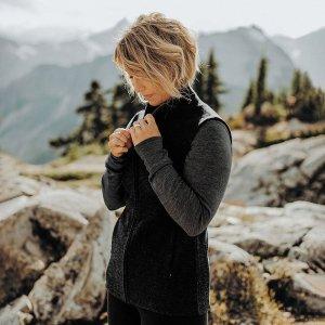 Woolx Women's Marcy Vest