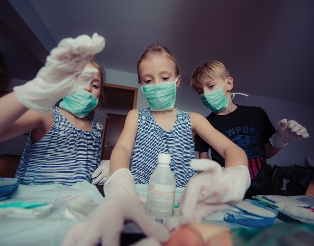 Surgical masks