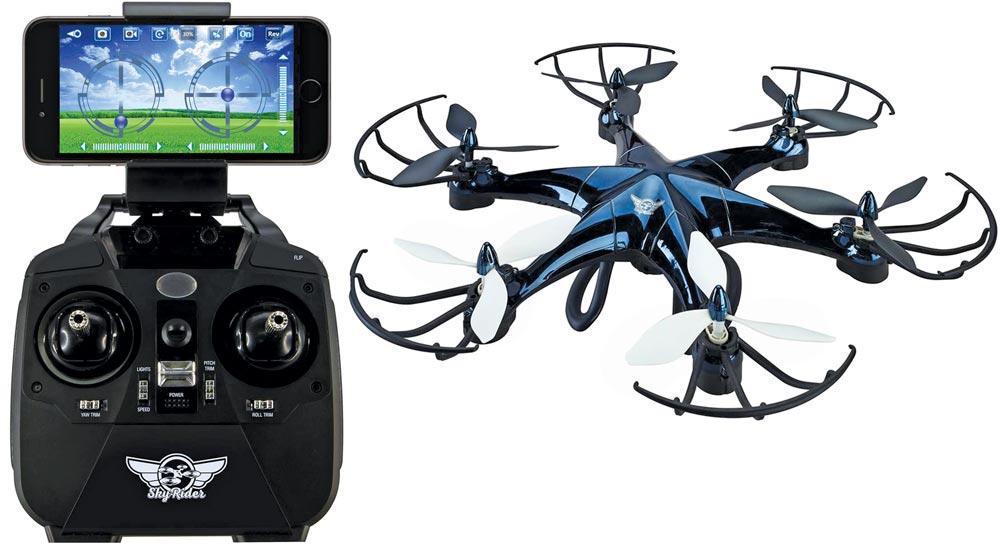 Eagle Pro 6-Rotor Drive drone