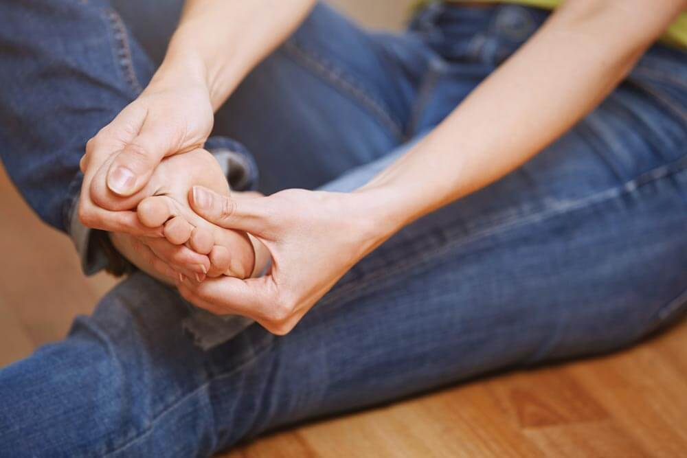 Common things (such as blisters) can quickly turn from an inconvenience into a major problem