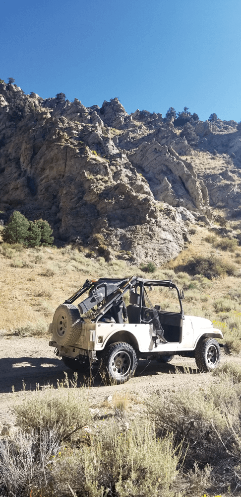 You can put lots of miles between trouble and yourself with an off-road vehicle such as the ROXOR.
