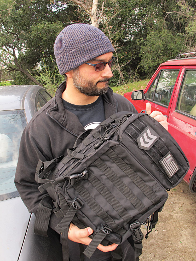 This 3V Gear pack is an excellent low-cost pack.