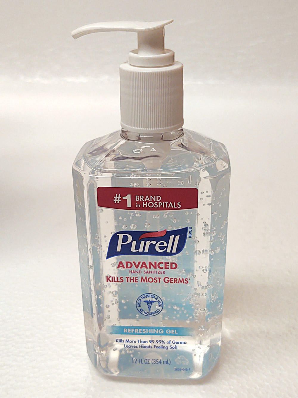 One of the most valuable items during the pandemic was, and continues to be, hand sanitizer.