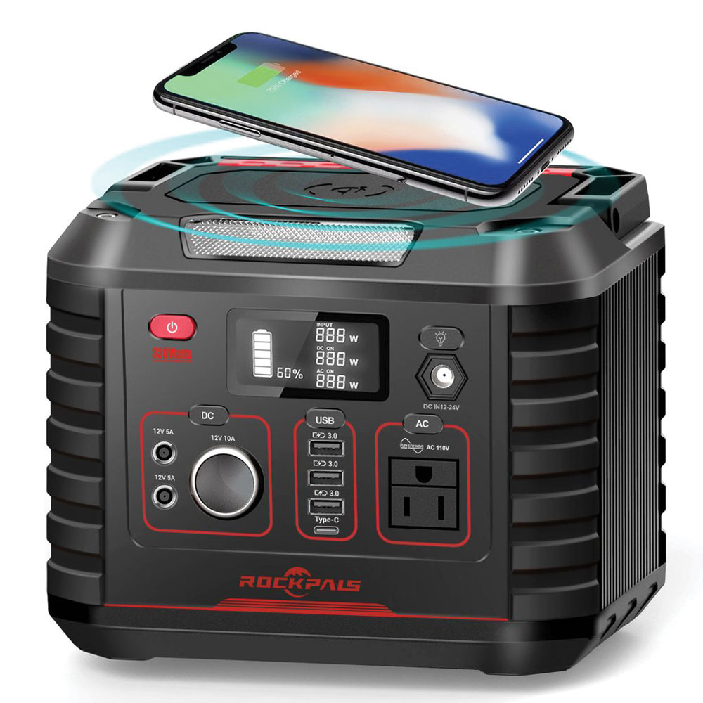 Rockpals 330W Portable Power Station
