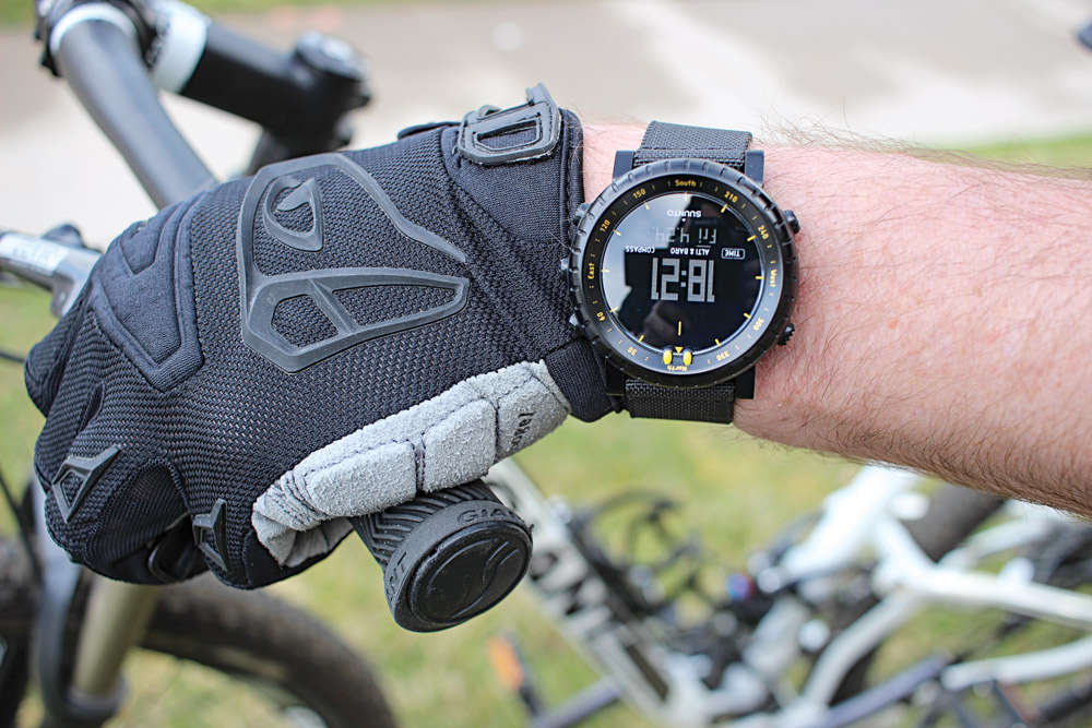 For mountain biking, hiking and extended excursions in the wild, the Suunto Core is an outstanding, multifunctional outdoor watch.