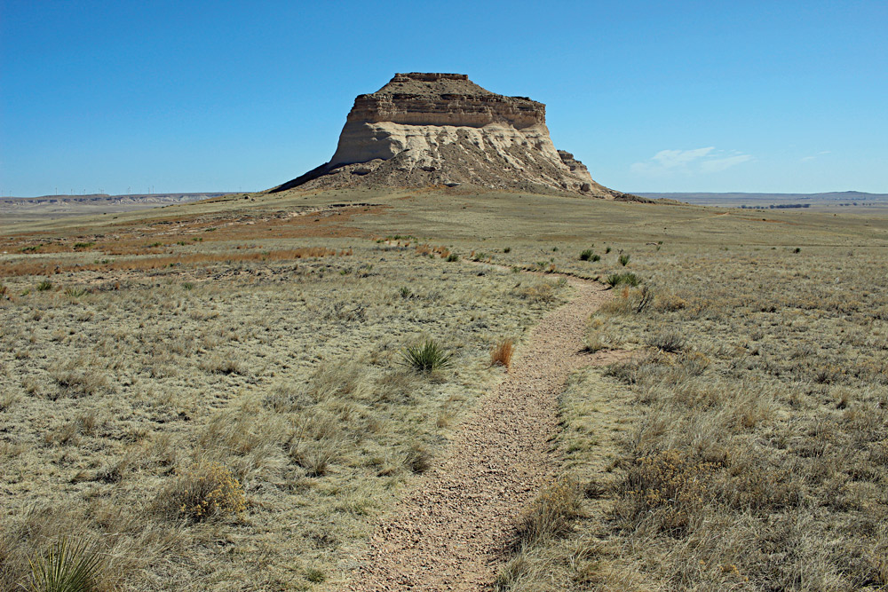 The Pawnee National Grassland